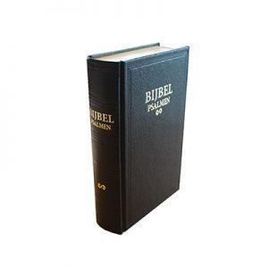 Kleine huisbijbel/kerkbankbijbel met berijming Datheen