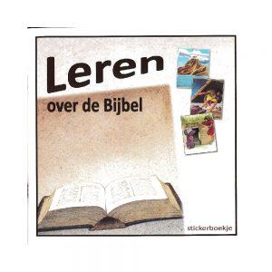 Stickerboekje