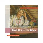 BK80E Deaf Ali and her Bible_met witte rand